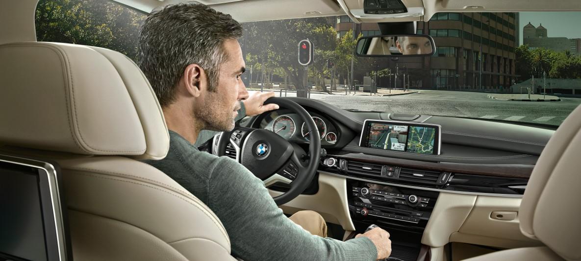 Оборудование Автомобиля BMW
