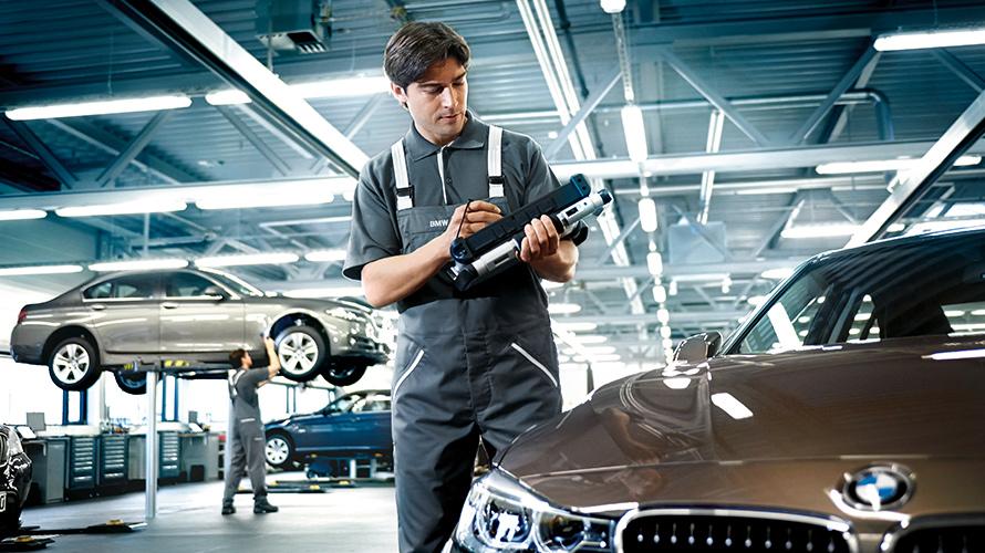 Перевірка автомобіля End-Of-Warranty